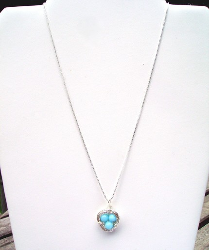 Fly Away Home Necklace 3