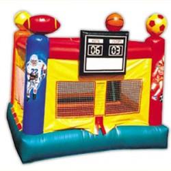 Sports bouncy