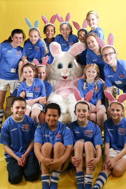 U11 Elites Easter event 2014